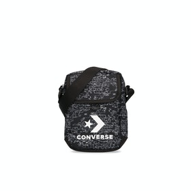 Converse Cross Body 2 Camera Bag - Black white