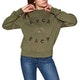 RVCA Sunshien Crew Womens Sweater