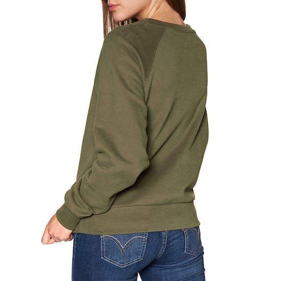 RVCA Sunshien Crew Ladies Sweater