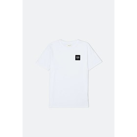 WOOD WOOD Ww Box S S T-Shirt - Bright White