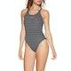 Speedo Endurance Plus Printed Medalist Womens Swimsuit