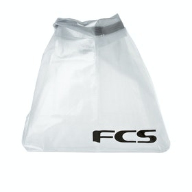 FCS Large Wet Drybag - Clear