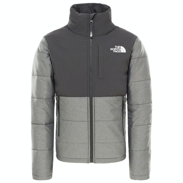 North Face Balanced Rock Insulated Boys Jacket