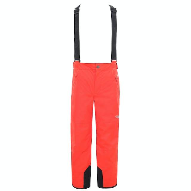 North Face Snowquest Suspender Plus Childrens Snow Pant