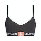 Calvin Klein Monogram Unlined Triangle Bra