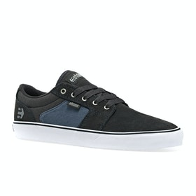 Chaussures Etnies Barge LS - Dark Grey Blue