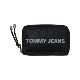 Tommy Jeans Item Sm Za Womens ウォレット - Black