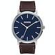 Nixon Porter Leather Watch