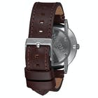 Nixon Porter Leather Mens Watch