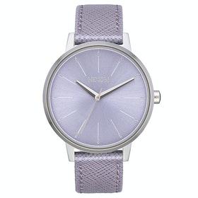 Montre Femme Nixon Kensington Leather - Lavender