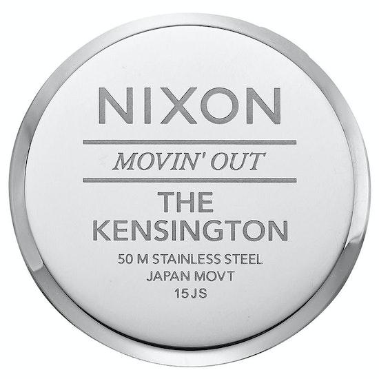 Nixon Kensington Leather Womens Watch