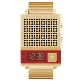 Nixon Dork Too Watch - Gold