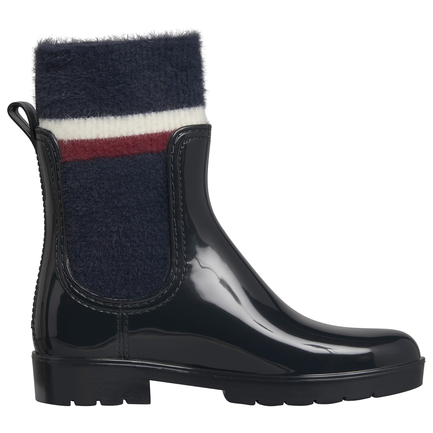 Tommy Hilfiger Cosy Rain Women's Boots Midnight | Country