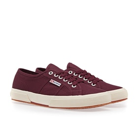 Scarpe Donna Superga 2750 Cotu - Dark Bordeaux
