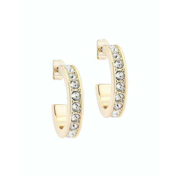 Ted Baker Seannia Crystal Hoop Earrings