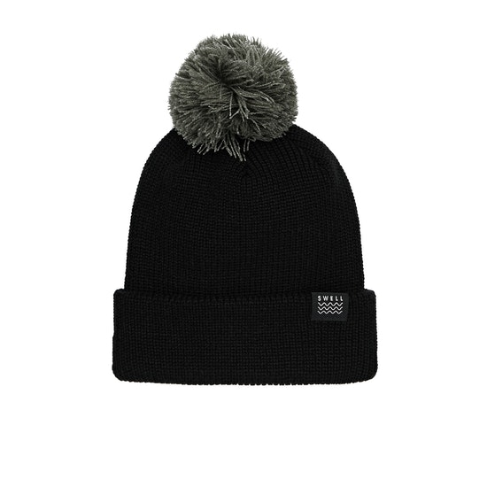 SWELL Cuffed Bobble Beanie