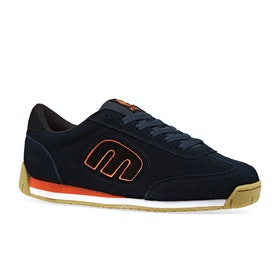 Chaussures Etnies Lo Cut II LS - Navy Black Orange