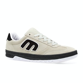 Scarpe Etnies Lo Cut - White Black