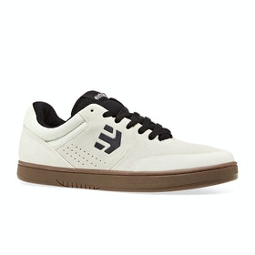 Etnies Marana Shoes - White Black Gum
