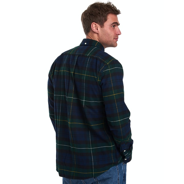 Barbour High Check 18 Tailored Fit Men's Shirt