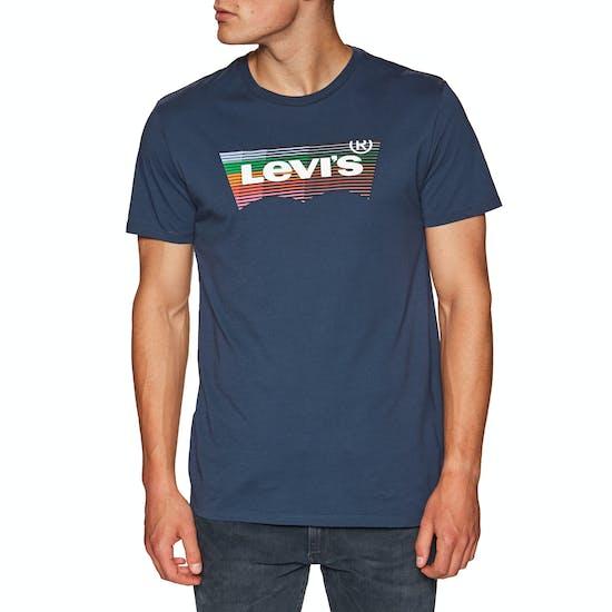 T-Shirt a Manica Corta Levis Housemark Graphic