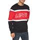Levi's Pieced Crew Sweater