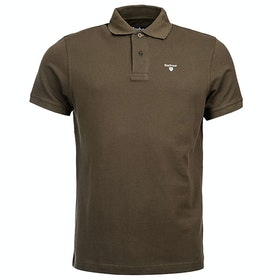 Barbour Sports Polo Shirt - Olive