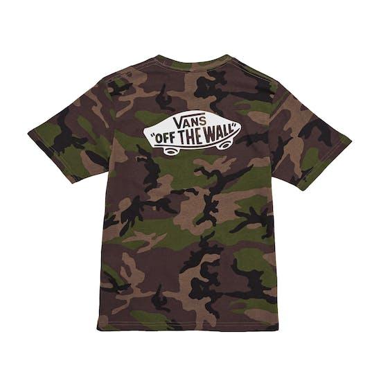 Vans OTW Classic Boys Short Sleeve T-Shirt