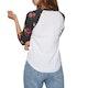 Vans Botanical Tangle Damen Kurzarm-T-Shirt