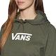 Vans Flying V Boxy Womens Pullover Hoody