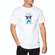 Grizzly Beaufort Bear Hug Short Sleeve T-Shirt