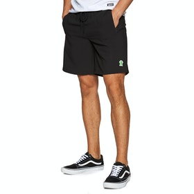 Grizzly Summit Warm Up Short Shorts - Black