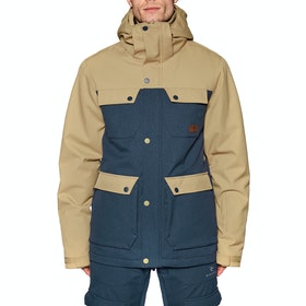 Rip Curl Cabin Snow Jacket - Mood Indigo