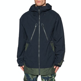 Thirty Two Tm Snow Jacket - Black