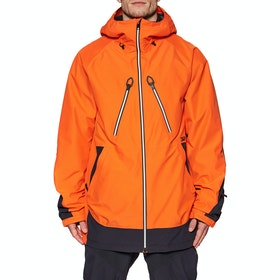 Thirty Two Tm Snow Jacket - Orange