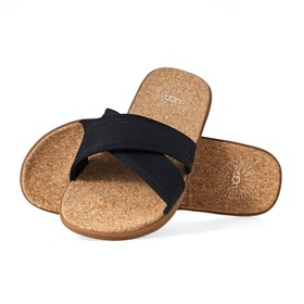 Sliders UGG Seaside - Black