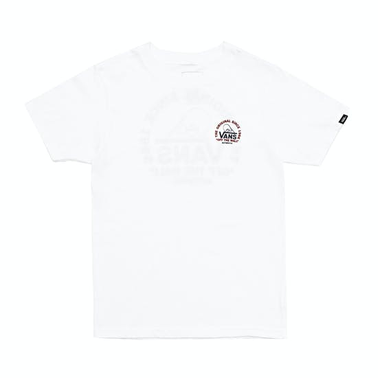 Vans Cope With It Boys Short Sleeve T-Shirt