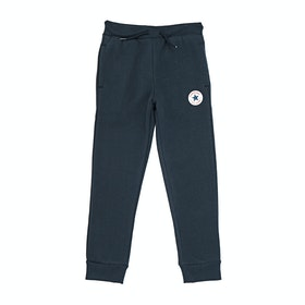 Converse Fleece Chuck Patch Jogging Pants - Obsidian