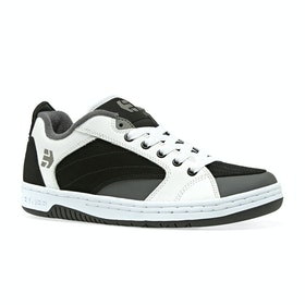 Chaussures Etnies Czar - White Black Grey