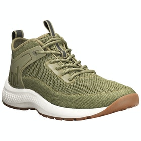 Timberland Flyroam Sprint Knit Trainers - Olive Knit