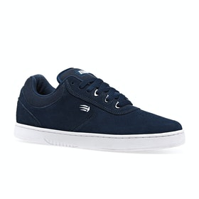 Etnies Joslin Shoes - Navy White