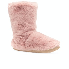 Animal Bollo Boot Womens Slippers - Rose Dust Pink