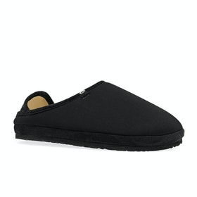 Animal Eazy Slippers - Black