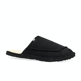 Pantuflas Animal Halfpipe - Black