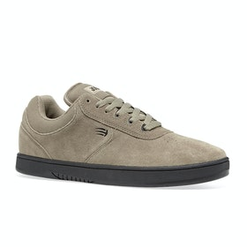 Etnies Joslin Shoes - Tan Black