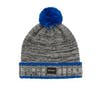 Animal Quinsy Boys Beanie - Grey Marl