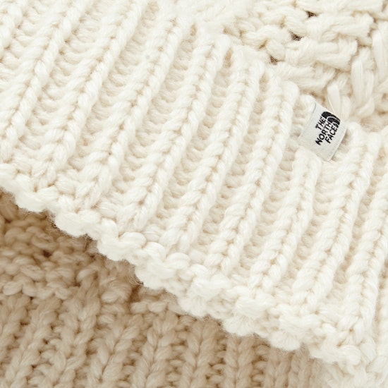 North Face Cable Minna Ladies Beanie