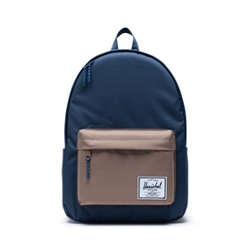 Herschel Classic X-large Backpack - Navy/pine Bark