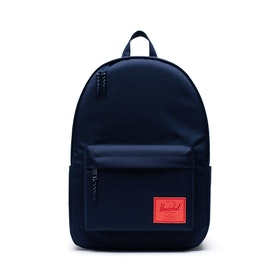 Herschel Classic X-large Backpack - Peacoat/hot Coral