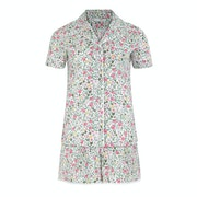 Cath Kidston Cotton Pj Short Set Women's Nightwear
